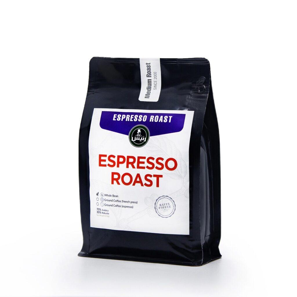 قهوه اسپرسو رست-در یک فنجان قهوه چه مقدار کافئین وجود دارد؟