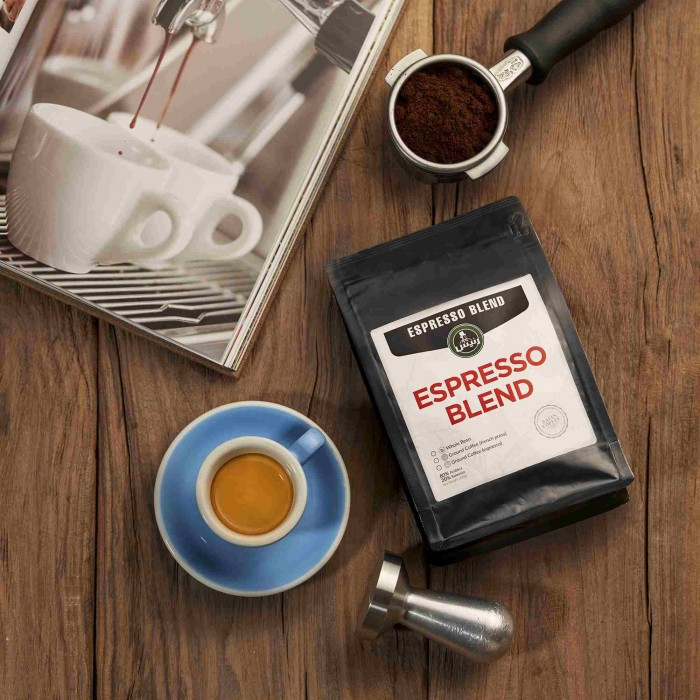 قهوه اسپرسو بلند ۲۵۰ گرمی