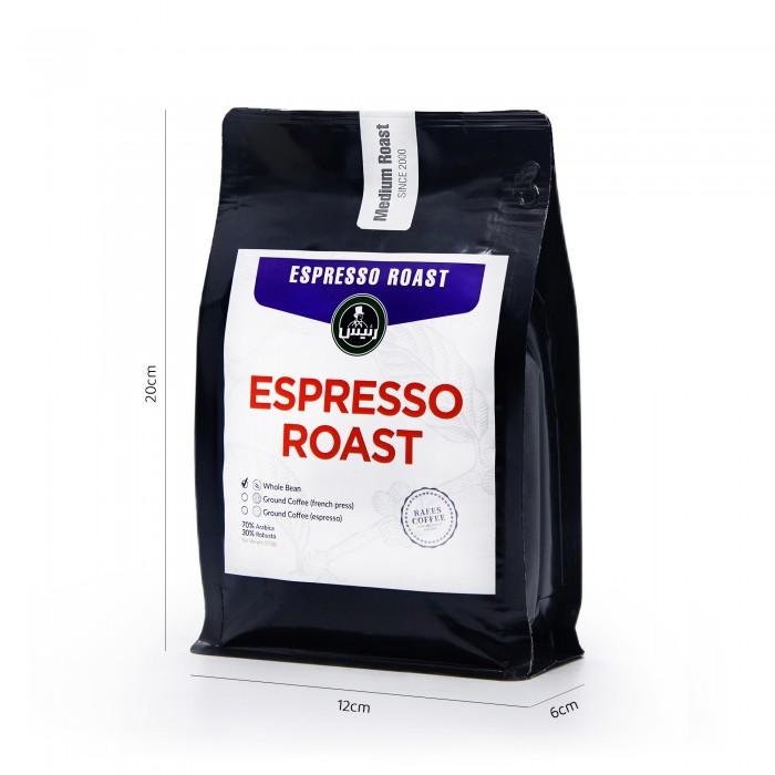 قهوه اسپرسو روست ۲۵۰ گرمی