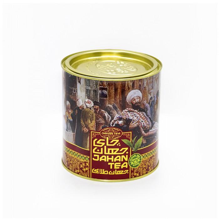چای طلایی جهان