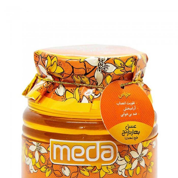 عسل بهارنارنج ۵۰۰ گرمی