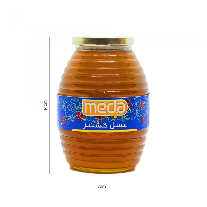 عسل گشنیز یک کیلوگرمی