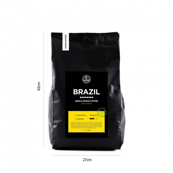 قهوه برزیل ۴ کیلو گرمی