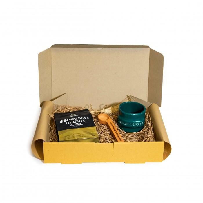 جعبه بوستان قهوه اسپرسو بلند