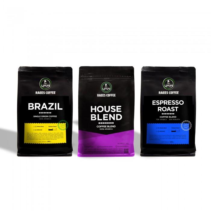 کافی باکس (اسپرسو رُست.برزیل.هاوس بلند)